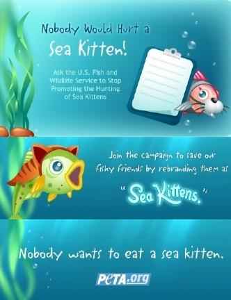 Sea Kittens/Peta